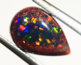 Cts.  0.70       Ethiopian  Smoked Opal      RF261