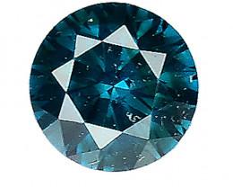 GREEN DIAMOND TOP CUT GEMSTONE GD1