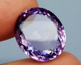 25.95Crt Natural Amethyst Natural Gemstones JI27