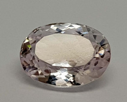 3.75Crt Kunzite Natural Gemstones JI27