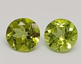 1.79Crt Peridot Natural Gemstones JI27