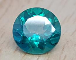 2.15Crt Green  Topaz Natural Gemstones JI27