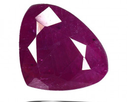 2.37 CT  RUBY RED AND BEST COLOR GEMSTONE RB14