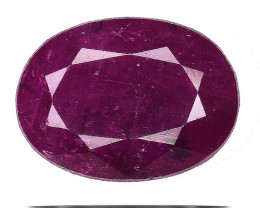 2.12 CT  RUBY RED AND BEST COLOR GEMSTONE RB17