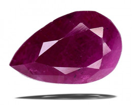 1.78 CT  RUBY RED AND BEST COLOR GEMSTONE RB18