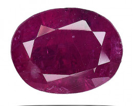 1.47 CT  RUBY RED AND BEST COLOR GEMSTONE RB24