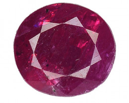 1.33 CT  RUBY RED AND BEST COLOR GEMSTONE RB31