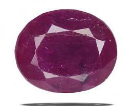 1.33 CT  RUBY RED AND BEST COLOR GEMSTONE RB33
