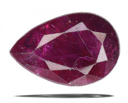 1.03 CT  RUBY RED AND BEST COLOR GEMSTONE RB35