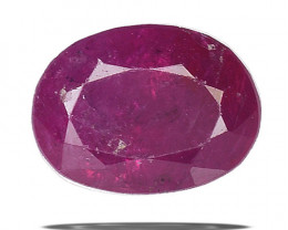 1.24 CT  RUBY RED AND BEST COLOR GEMSTONE RB37