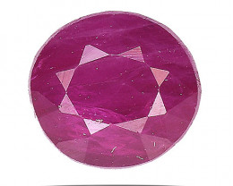 1.26 CT  RUBY RED AND BEST COLOR GEMSTONE RB40