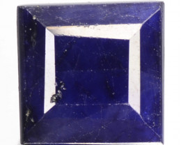3.15 Cts Rare Natural Fancy Blue Sapphire Loose Gemstone