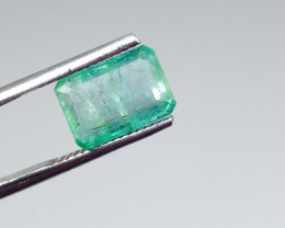 3.08cts  Zambian Emerald , 100% Natural Gemstone