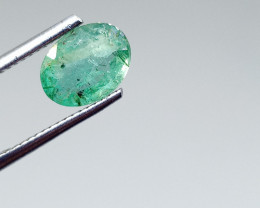 1.82cts  Zambian Emerald , 100% Natural Gemstone