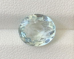 2.40 Carats Aquamarine Gemstone
