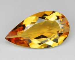 4.12 Cts Amazing Rare Golden Yellow Natural Beryl Loose Gemstone