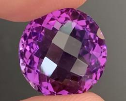 13.15 Carats Amethyst  Gemstone
