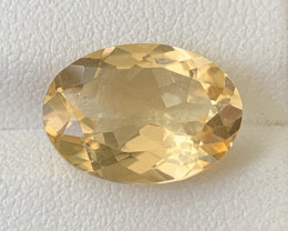 5.40 Carats Citrine  Gemstone