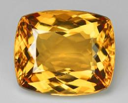 6.49 Cts Amazing Rare Golden Yellow Natural Beryl Loose Gemstone