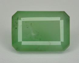 Peruvian Green Opal 1.20 ct AAA Rare Untreated/Unheated
