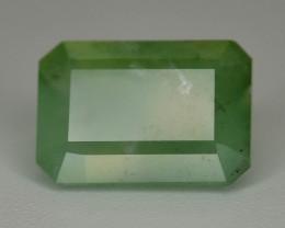 Peruvian Green Opal 1.89 ct AAA Rare Untreated/Unheated