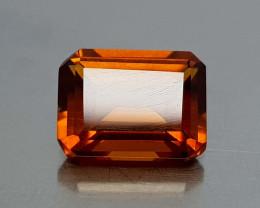 1.55Crt Madeira Citrine Natural Gemstones JI28