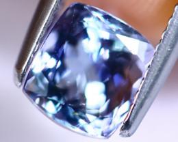 2.26cts Violet Blue D Block Tanzanite / KL19