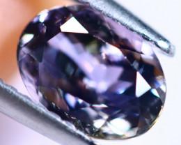 1.95cts Violet Blue D Block Tanzanite / KL20