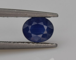 Natural Sapphire 0.89  Cts Gemstone