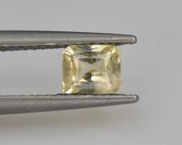 Natural Sapphire 1.13  Cts Gemstone