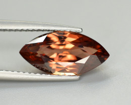 4.55 Ct Gorgeous Color Natural Zircon Gemstone
