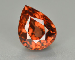 3.45 Ct Gorgeous Color Natural  Zircon Gemstone