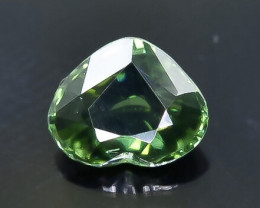1.06 Crt Natural Tourmaline  Faceted Gemstone.( AB 75)