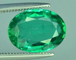 Ethiopian Emerald~2.45 ct Natural Top Quality Luster