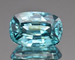 Natural Blue Zircon 10.36 Cts Best Quality Gemstone