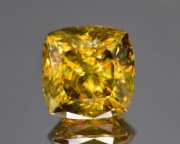 Natural Sphene/Titanite 15.70 Cts Well Cut Gemstone