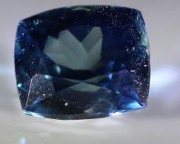 Royal Blue Sapphire 1.70ct Natural Untreated High Fe Content