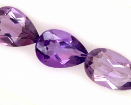 1.83 CTS AMETHYST FACETED STONE PARCEL CG-3218