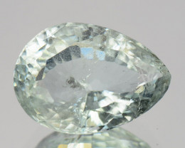 1.83 Cts Untreated Sky Blue Color Natural Aquamarine Gemstone