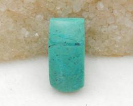28.5cts Chrysocolla Stone Pendant,  Chrysocolla Healing stone G589
