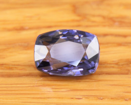 Natural Blue Spinel / Untreated Rare Attractive Spinel 1.65 Ct.(01711)