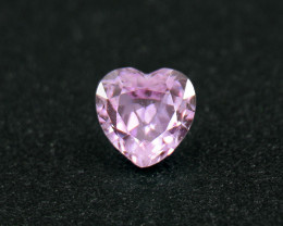 Unheated Sapphire .30 Ct Amazing Gemstone Heart Well Cut (01703)
