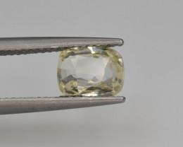 Natural Sapphire 1.32 Cts Gemstone