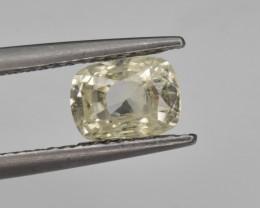 Natural Sapphire 1.36 Cts Gemstone