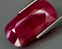 Big Natural Ruby - 11.08 ct