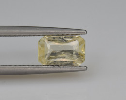 Natural Sapphire 1.64 Cts Gemstone