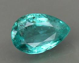 Natural Ethiopian Emerald - 0.72