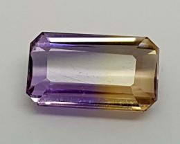 3.15Crt Bolivian Ametrine Natural Gemstones JI29