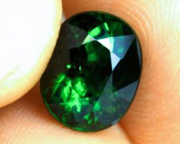 6.65 Carat Green Nigerian SI Tourmaline - Gorgeous