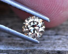 0.512cts Diamond - Certified (RDI56)